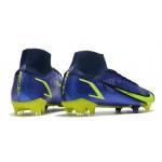 Chuteira Liquid Chrome Nike Mercurial Superfly FG Cod 1010