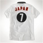 Camisa Polo Branca Japan Ralph Lauren - Cod 0026
