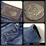 Calça Jeans Diesel 0113-EL