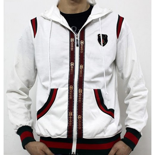 Moleton Branco Gucci - Cod 0096