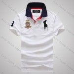 Camisa Polo Masculino Ralph Lauren com Bordado e Logo Cod 0514