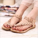 Sandália vintage para Mulheres 0785