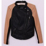 Jaqueta ou Blusa para Mulher em Couro Artificial Cod 0409