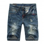 Bermuda jeans Dsquared2 masculino importado 0481-EL