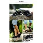 Sandálias Masculino de Couro Vaca para uso diário 0800