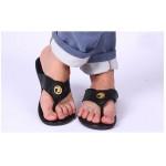 Sandálias Masculino de Couro Pu para uso diário 0806