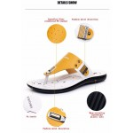 Sandálias de praia para homem e antiderrapante 0788