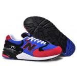 b81fa1462d7 ... Tênis New Balance ML999 Elite Edition Modelo Masculino Cor Azul e  Vermelho ...