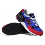 Tênis New Balance ML999 Elite Edition Modelo Masculino Cor Azul e Vermelho