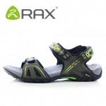 Sandália Antiderrapante marca Rax couro sintético