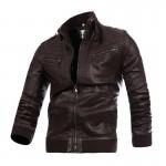 Jaqueta de couro ecológico  Cod 0635