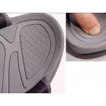 Sandálias Masculino de Couro Nobuck para uso diário 0797