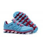 Tênis Adidas SpringBlade Pro 6 Feminino Cor  Azul Claro Cod 0852