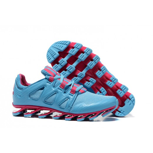 55fa634ccbd Tênis Adidas SpringBlade Pro 6 Feminino Cor Azul Claro Cod 0852