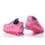 Tênis Adidas SpringBlade Pro 6 Feminino Cor  Rosa Claro Cod 0865