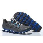 Tênis Masculino Adidas SpringBlade Pro 6 Cor Cinza Escuro 0866