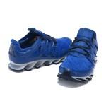 Tênis Masculino Adidas SpringBlade Pro 6 Cor Azul Cod 0855