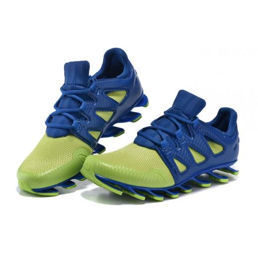 27a0f3ca3a Tênis Masculino Adidas SpringBlade Pro 6 Cor Azul
