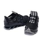Tênis Masculino Adidas SpringBlade Pro 6 Cor Preto  com Cinza Cod 0860