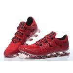 Tênis Masculino Adidas SpringBlade Pro 6 Cor Vermelho 0863