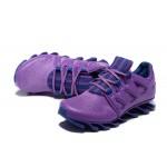 Tênis Adidas SpringBlade Pro 6 Feminino Cor  Roxo Cod 0853