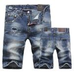 Bermuda jeans Dsquared masculino importado 0680-EL