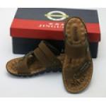Sandálias Masculino de Couro Pu para uso diário 0810