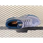 Tênis asics gel Kayano 26 masculino e feminino cor Cinza e Azul 1293-EL