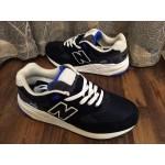 Tênis New Balance NB 999 Masculino e Feminino Cor Preto com Detalhes Cinza e Azul