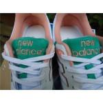 Tênis New Balance NB 999 Masculino e Feminino Cor Branco Detalhes Cinza e Verde