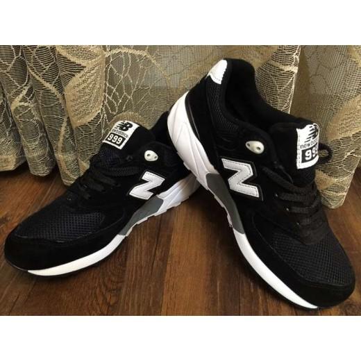 Tênis New Balance NB 999 Masculino e Feminino Cor Preta