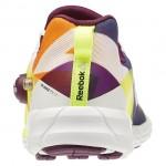 Tênis feminino Reebok ZPump Fusion 2.0 Running Branco / Amarelo solar