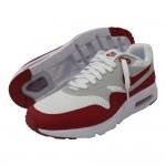 Nike Air Max 1 Ultra Essentia Branco/Vermelho 1059
