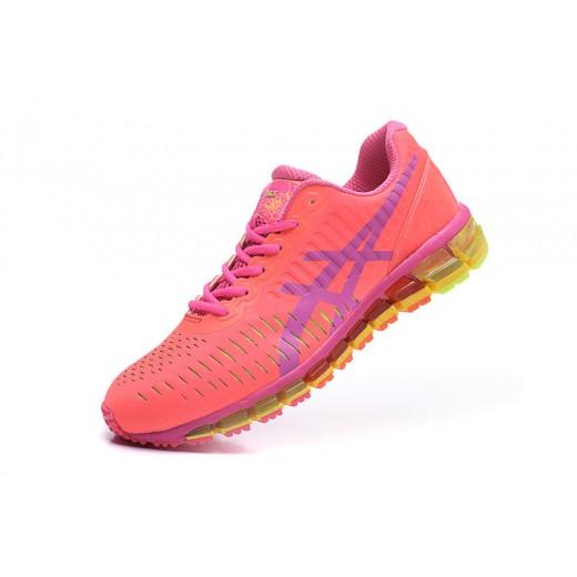 Tênis asics gel quantum 360 feminino cor rosa