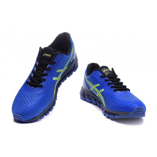 Tênis asics gel quantum 360 masculino cor azul