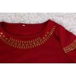 Vestido Feminino em Algodão Tamanhos Plus Cod 0435