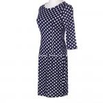 Vestido Feminino em Algodão Tamanho Grande Cod 0436