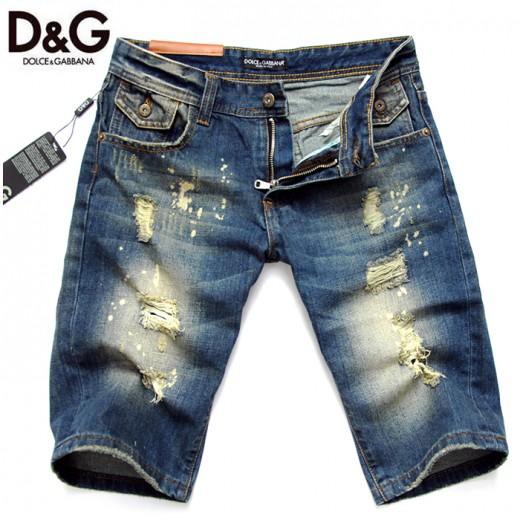 Bermuda Jeans Masculina Dolce Gabbana 0093-EL
