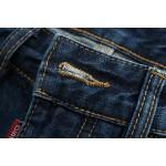 Bermuda jeans Dsquared masculino importado 0483-EL