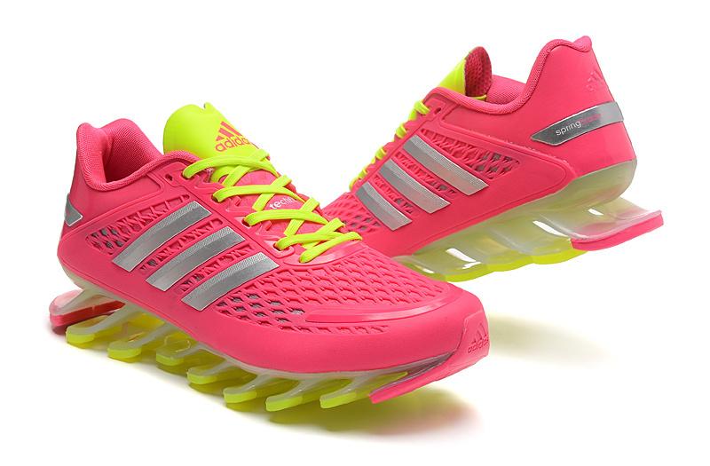 adidas springblade rosadas